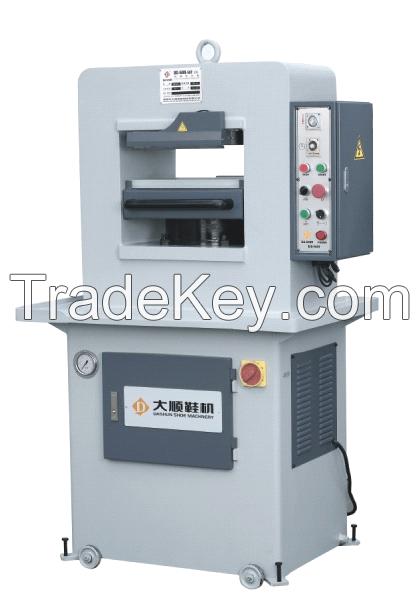 Dashun brand DS 609 perforating and embossing machine