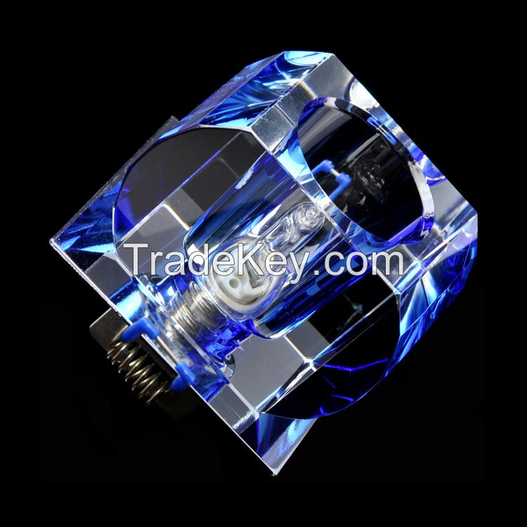 China low-energy high quality crystal downlight