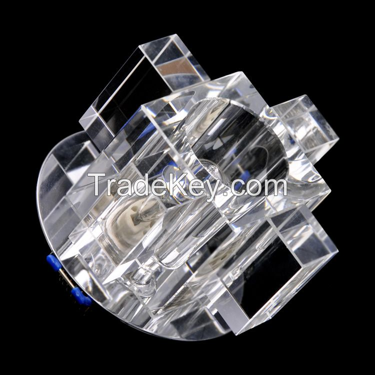 Crystal spotlight/led ceiling spotlight,led ceiling spot light,G4 spotlight led