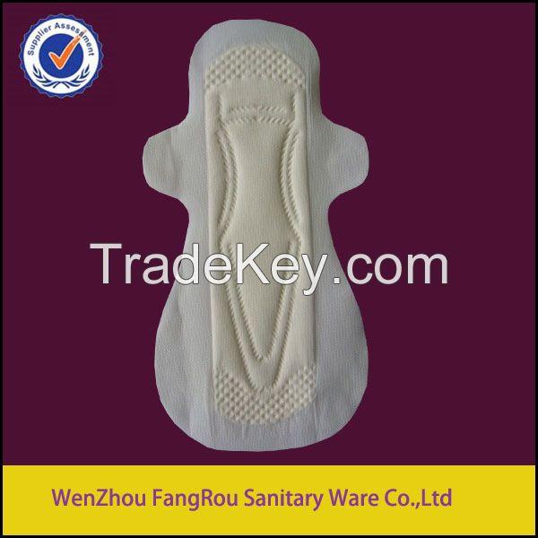 OEM Feminine Hygiene Comfort  Sanitary Pad  SA