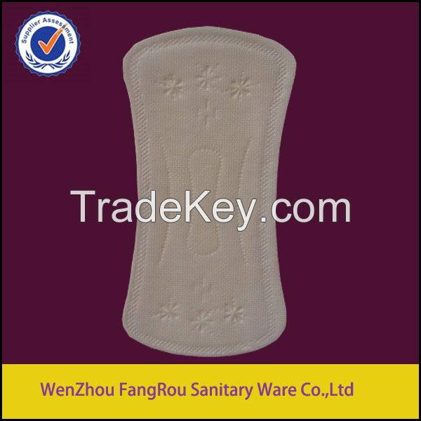 Panty Liners,three fold panty liner,155mm panty liner