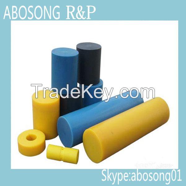 CNC machined UHMWPE/HDPE rods