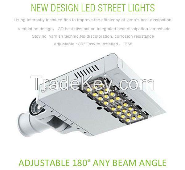 Latest adjust 50-350w led street light solar led street light with passed CE,ROHS,SAA,IEC,IES,EN62471 led street lighting