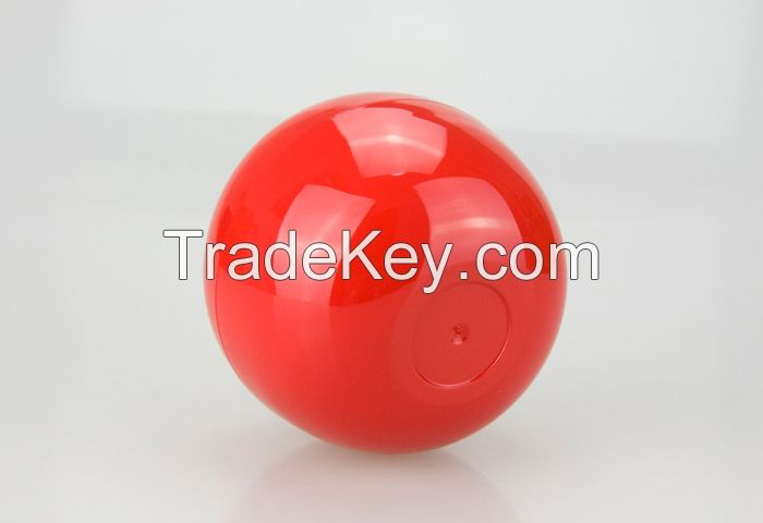 2016 new style tomato shape  cosmetics cream empty jar  face care container