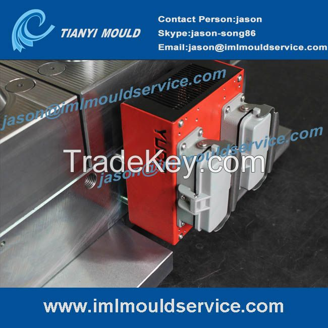 2 cavites dry fruit thin walls cup mould,Specialising in thin-walls containers moulding