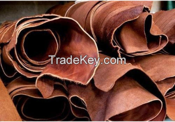 Raw Lamb Leather from Chile