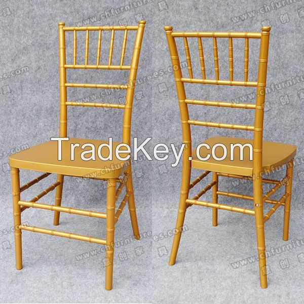 Wholesale wedding chivari chair