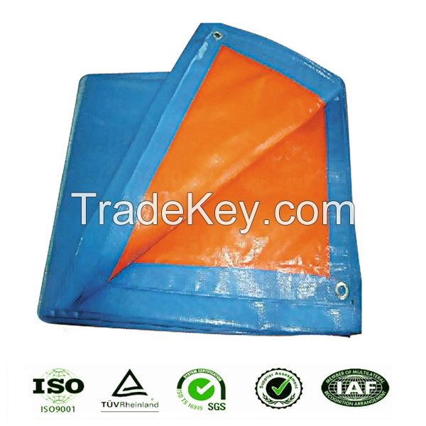 China Gold Supplier Manufacturer Fire Resistant Tarpaulin