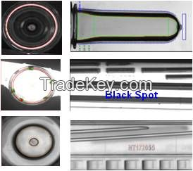Rotary Type Preform Whole Surface Inspection System