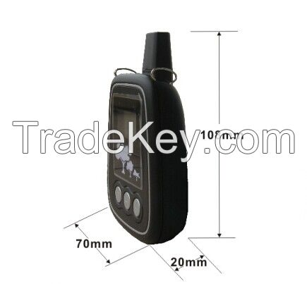 Wireless tour system transmitter