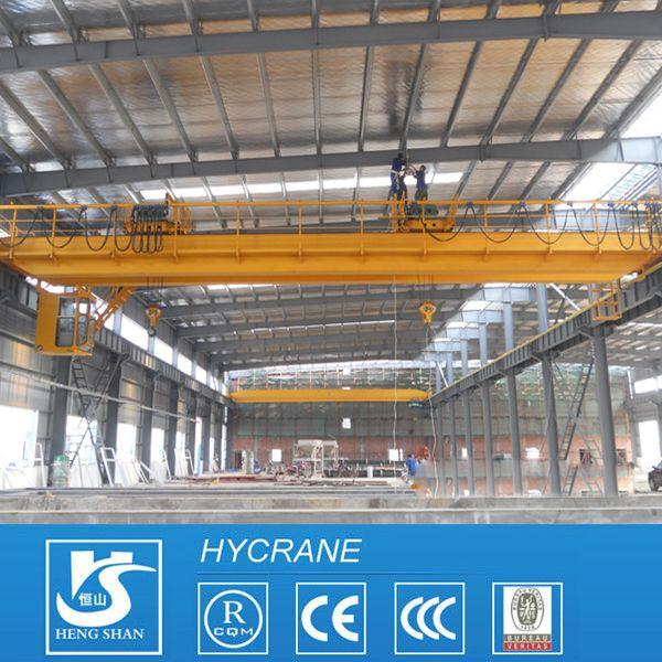 Foundry Double Girder Overhead Crane - China Overhead