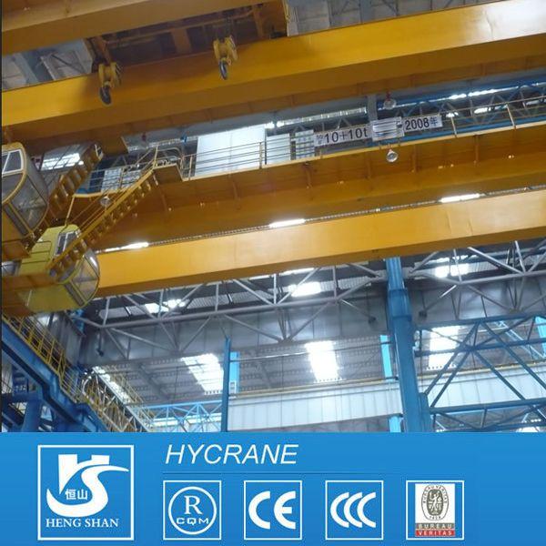 Double Trolley Overhead Crane QE Model