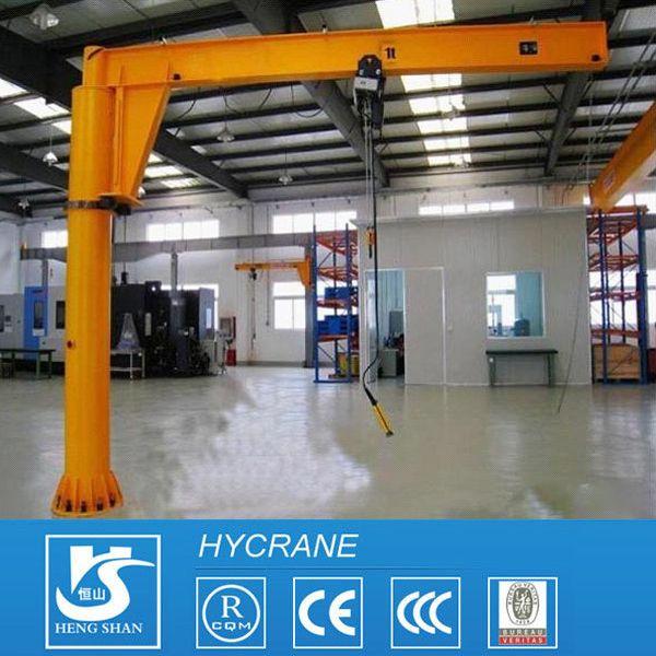 Jib Feature BZ Type Fixed Pillar Spinning Arm Crane