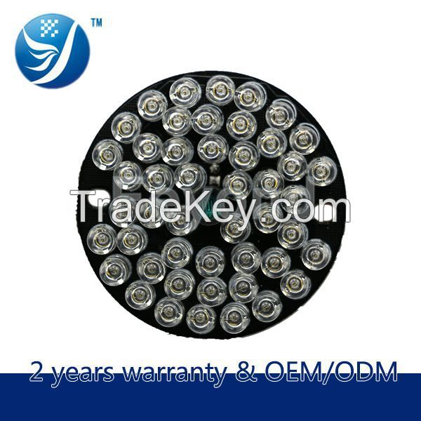 48 pcs ir cctv led light of  of auxiliary lamp CCTV Camera