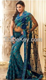 Exclusive Collection of Partywear Sarees
