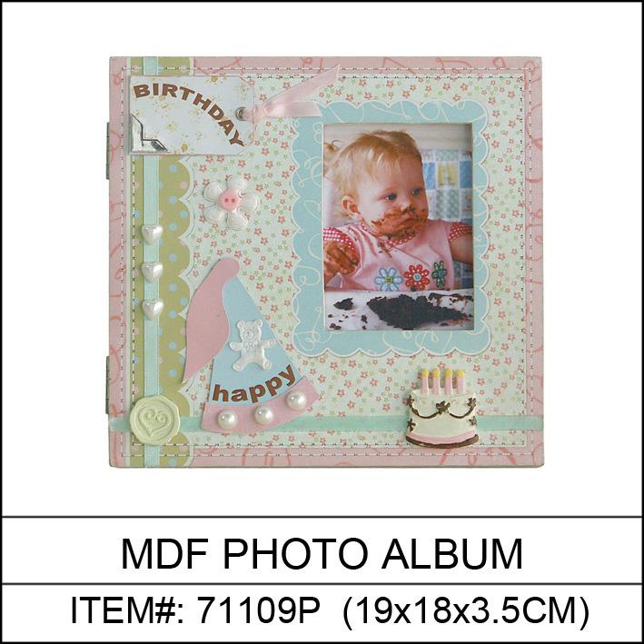 Orginally designed MDF fashion Themes Photo / picture album / frame