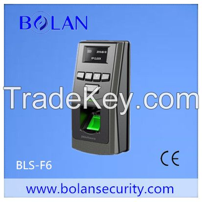 ZK F8 fingerprint time attendance access control system