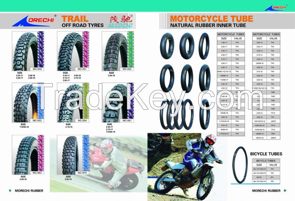Morechi Standard tyres