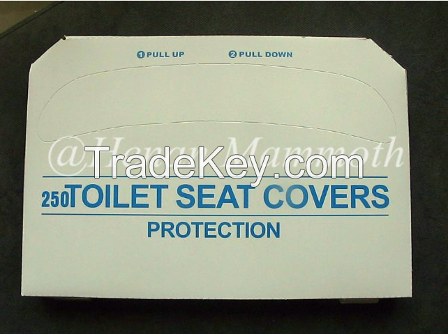 OEM, disposable paper toilet seat covers