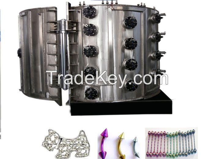 Vacuum multi-arc ion coating machine