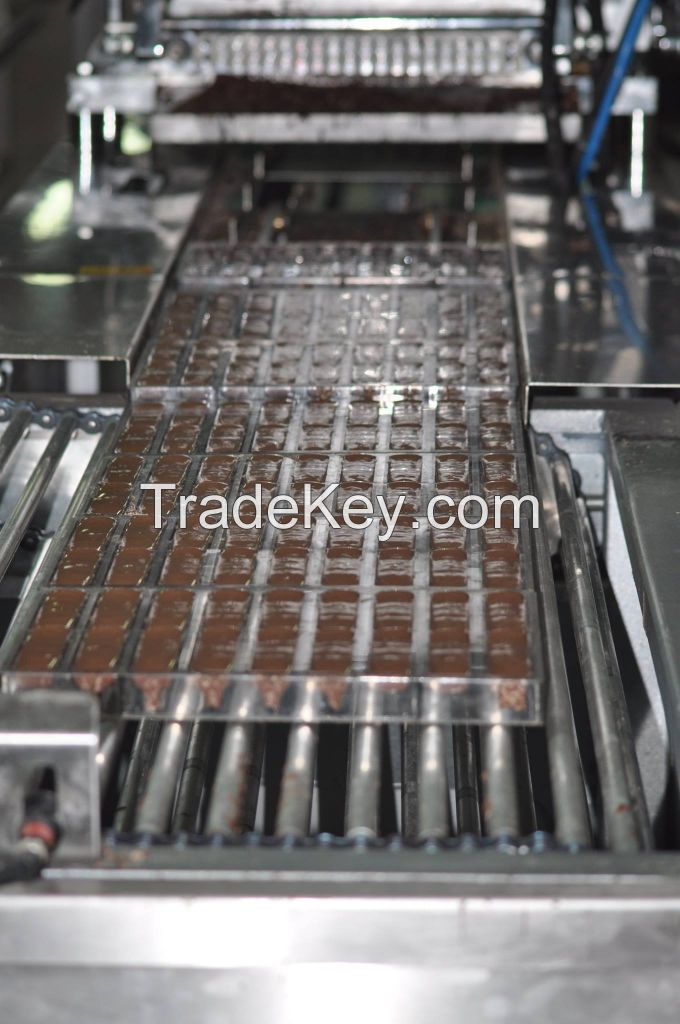 Trapez Machinery Chocolate Injection Line 2