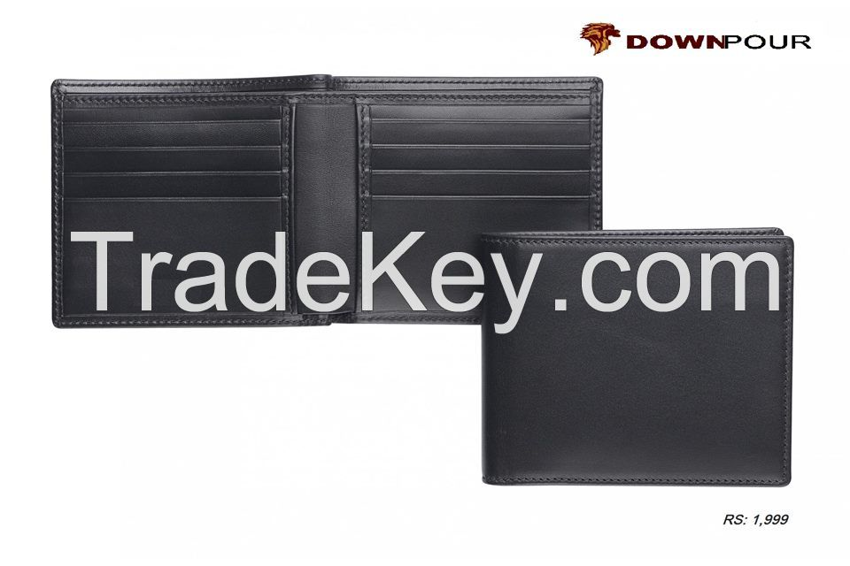 Sheep leather hand-made wallets
