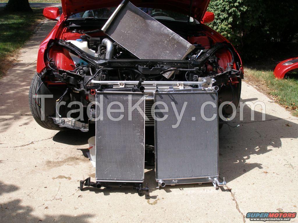 Apcom Radiators for all type of auto mobiles