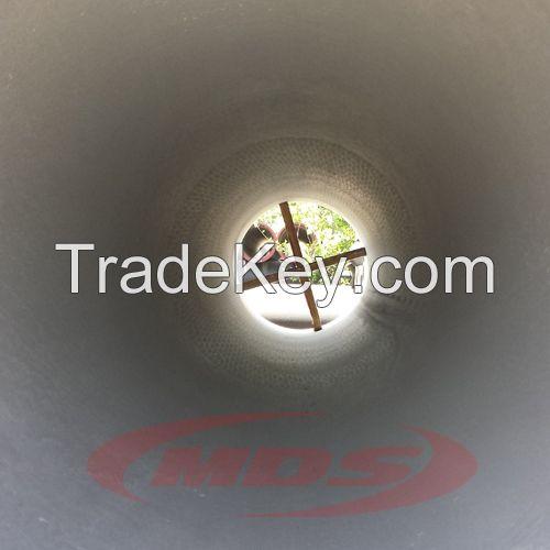 ISO2531, EN545, EN598, BS4772 ductile iron pipe