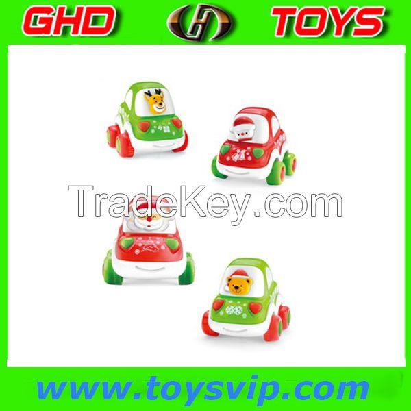 Cartoon Friction Swing Car toy