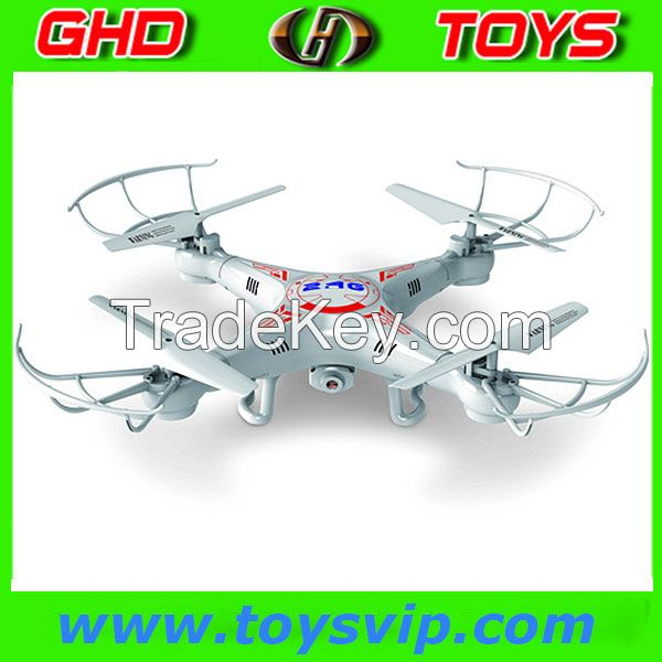 Quadcopter Toy Rc 2.4g 6 Axis Drone With Hd Camera