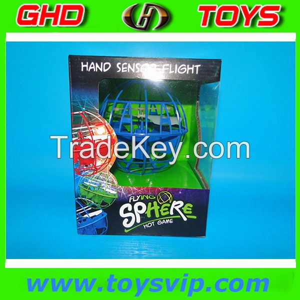 Infrared Induction Flying Sphere Toy