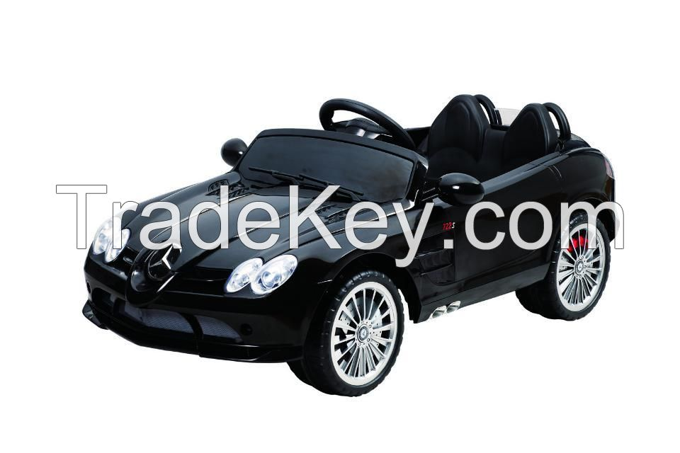 Ride on car- Authorised Model 722S, 1:4 scale to real