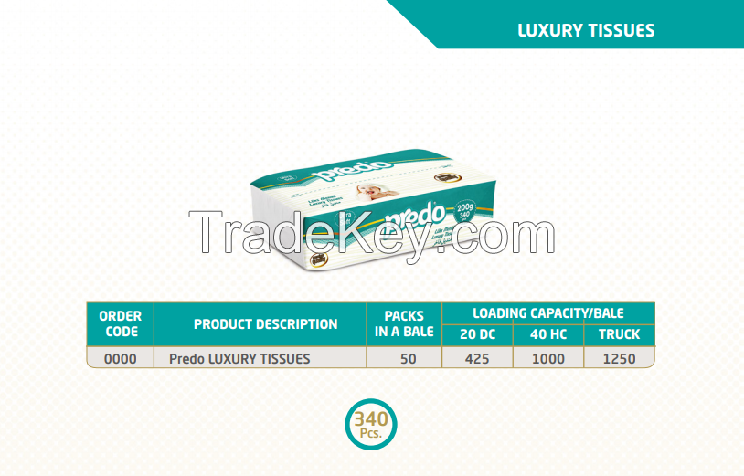 Predo Luxury Tissues