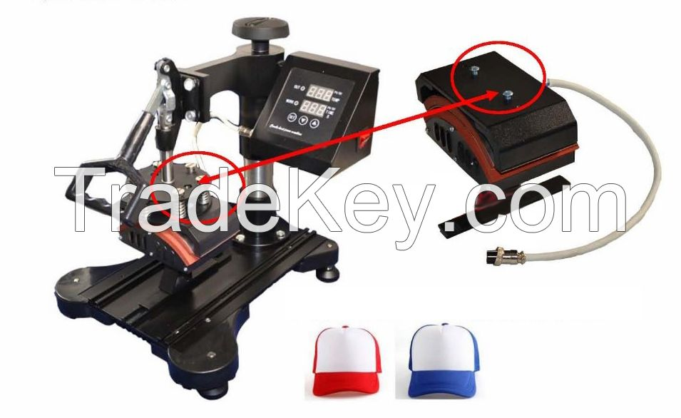 QUAFF The 2nd Generation of 6 in 1 Heat Press