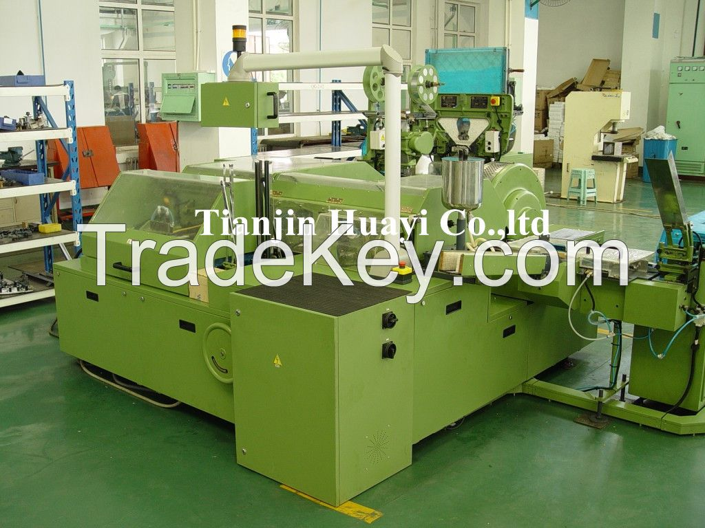 ZB43A Cigarrete Packet and Carton Packing Line