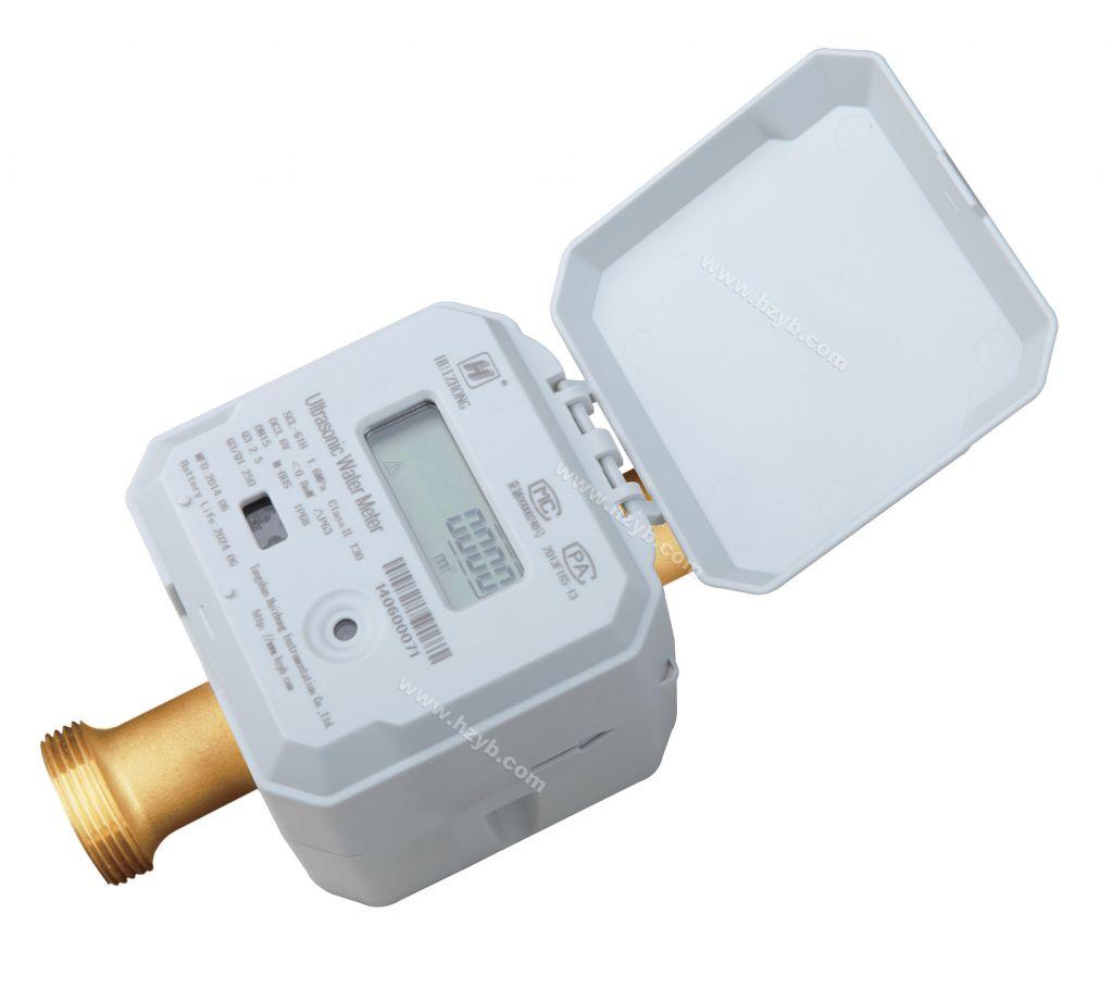 Household-use Ultrasonic water meter