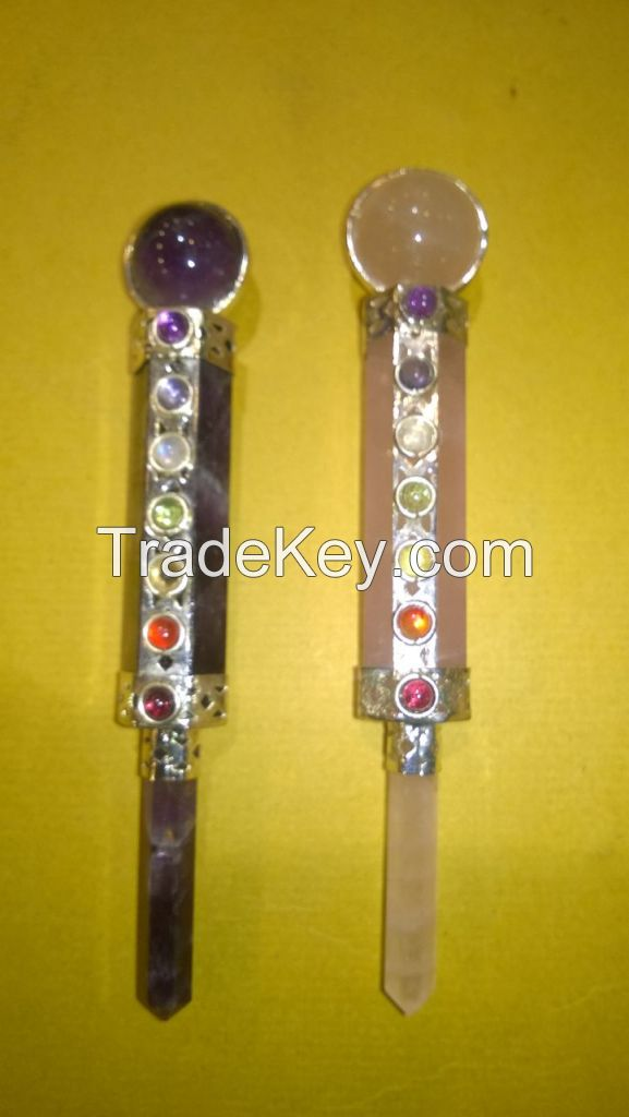 Crystals and Gemstones and Rieki Products