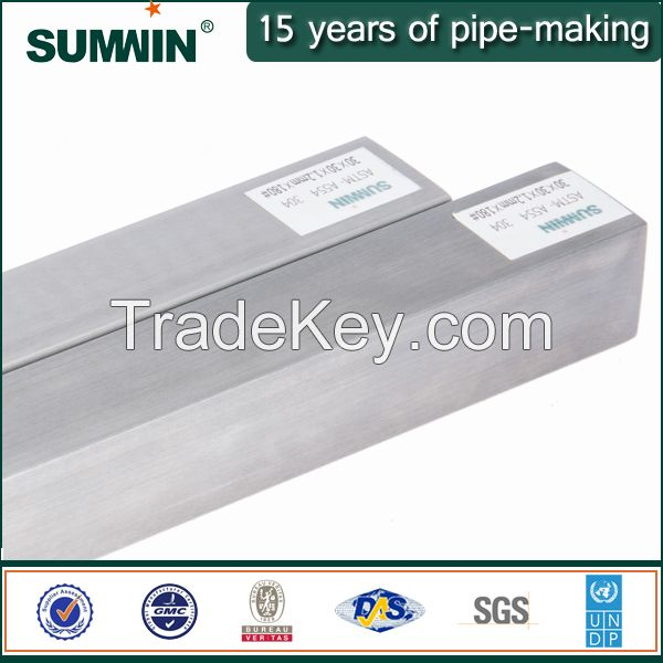 ASTM A554  SS 316/304/201/430 stainless steel
