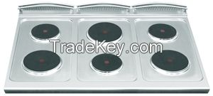 Western-style combination oven stainless steel cooktops/top panels/top cover/cover plate(400*700)