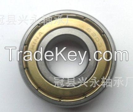 contact sealed Bearing