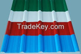 Steel/Aluminium Roofing Sheets
