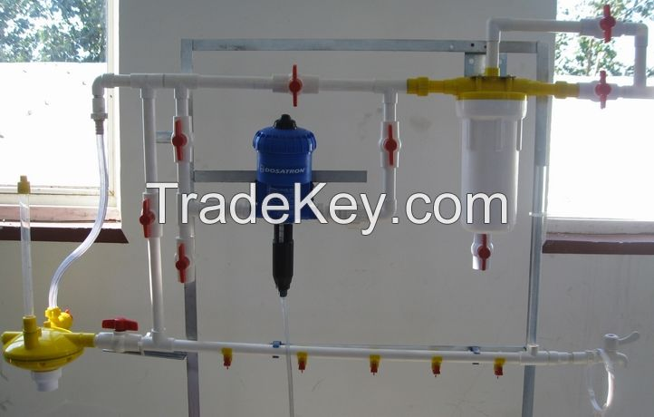 Automatic galvanized steel H type poultry raising equipment