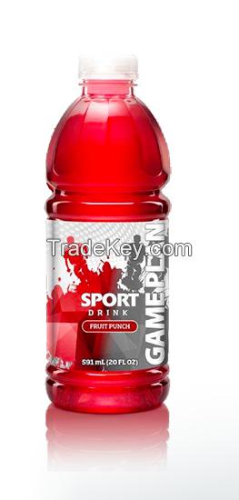 GamePlan Sports Drink