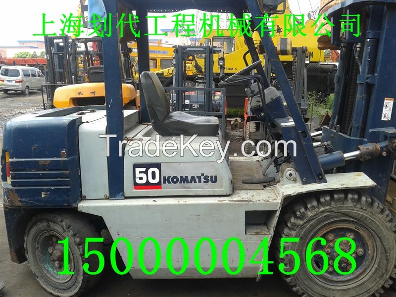 used Forklift Toyota 5Ton For Sale