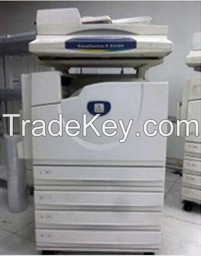 Low price and multicolour used copier Xerox c4400 photo copiers machine