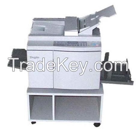 Good price high speed used digital duplicator machine Duplo DP-2050