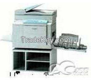 Low price high speed copier digital duplicator machine second hand printers machine Duplo DP-24S
