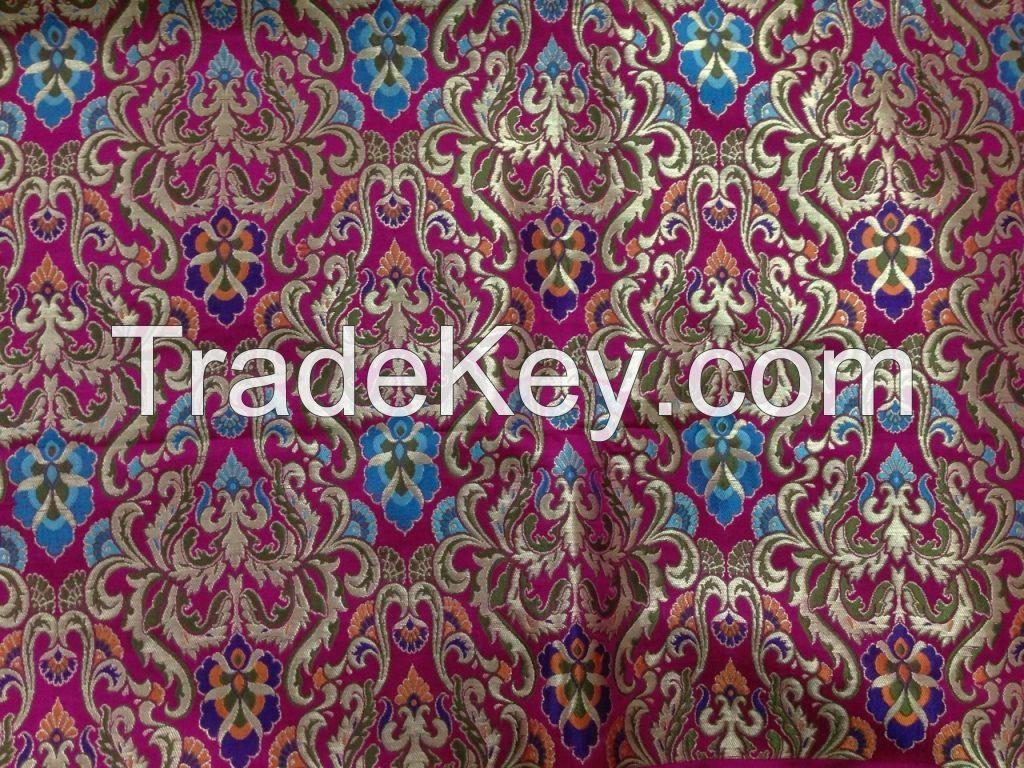 Pure silk brocades / tibetian brocades