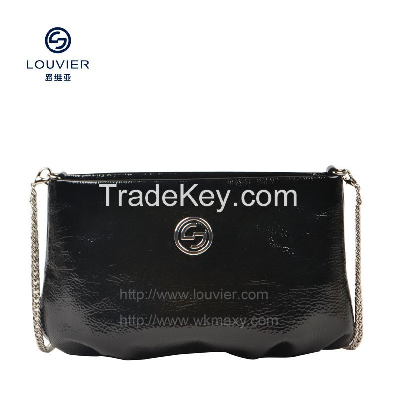 2014 fashion genuine leather handbags tote genuine leather handbags high quality cow leather from italy first layer