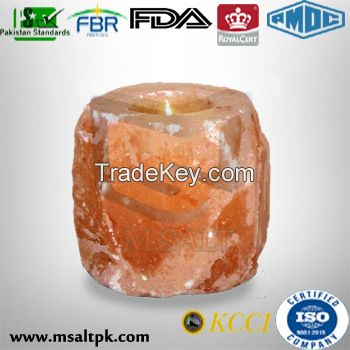 Himalayan Salt Tealight Natural Candle Holder